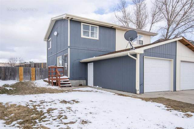 917 Skyline Drive, Douglas, WY 82633 (MLS #20201273) :: RE/MAX The Group