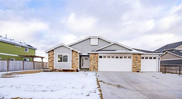 993 Eagle Drive, Douglas, WY 82633 (MLS #20201278) :: RE/MAX The Group
