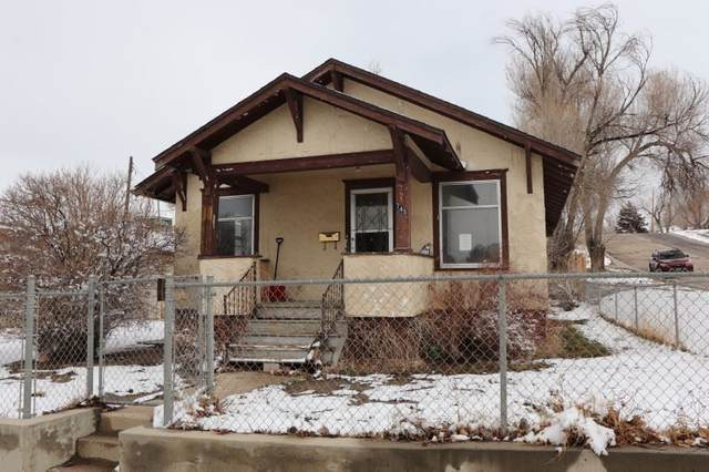 745 S Mckinley, Casper, WY 82601 (MLS #20201282) :: Real Estate Leaders