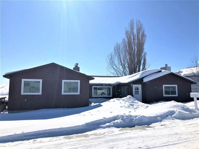 1402 Coulson, Kemmerer, WY 83101 (MLS #20201283) :: Lisa Burridge & Associates Real Estate