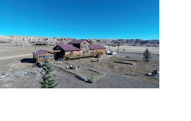 27 Riverview Drive, Dubois, WY 82513 (MLS #20201285) :: RE/MAX The Group