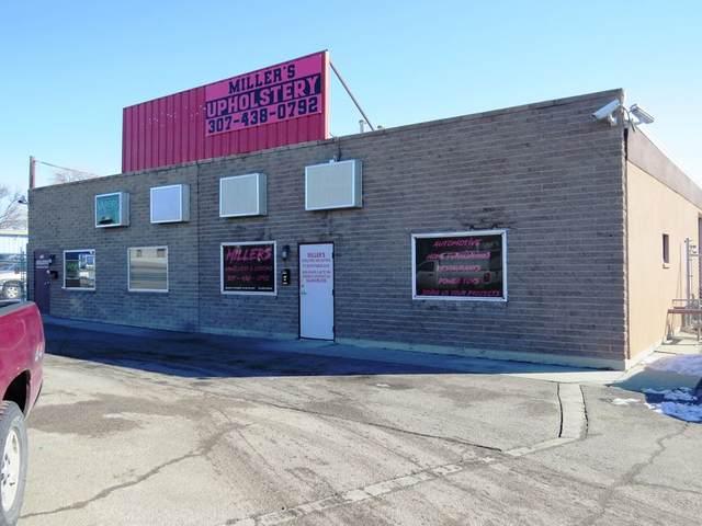 509/511 S Federal Boulevard, Riverton, WY 82501 (MLS #20201297) :: Real Estate Leaders