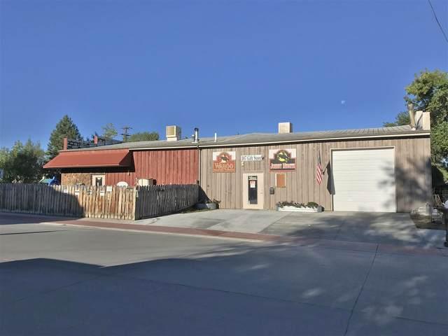 68 E Fetterman Street, Buffalo, WY 82834 (MLS #20201305) :: Lisa Burridge & Associates Real Estate