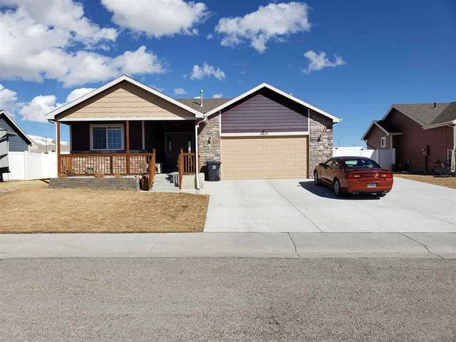 3417 Bristol Avenue, Rock Springs, WY 82901 (MLS #20201308) :: RE/MAX The Group