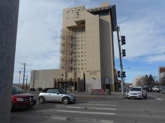 100 N Center Street, Casper, WY 82601 (MLS #20201338) :: Real Estate Leaders