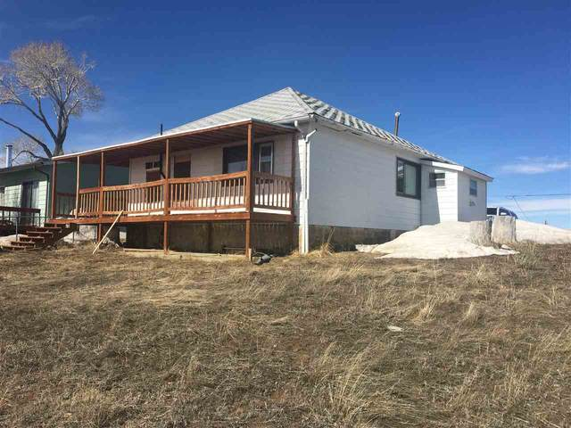 152 S Tipperary Street, Hanna, WY 82327 (MLS #20201342) :: Real Estate Leaders