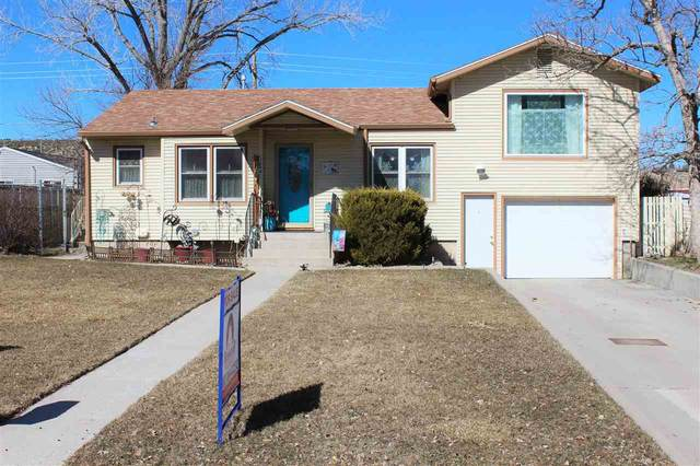1114 Arapahoe Street, Thermopolis, WY 82443 (MLS #20201343) :: RE/MAX The Group