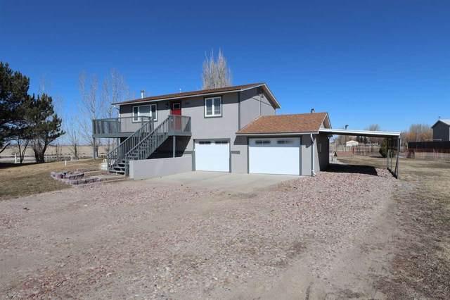 1695 N Mill Creek Road, Casper, WY 82604 (MLS #20201363) :: RE/MAX The Group
