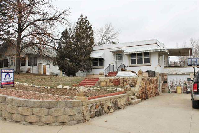 934 Broadway Street, Thermopolis, WY 82443 (MLS #20201369) :: RE/MAX The Group