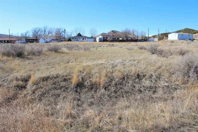 TBD 14th Street, Thermopolis, WY 82443 (MLS #20201388) :: RE/MAX The Group