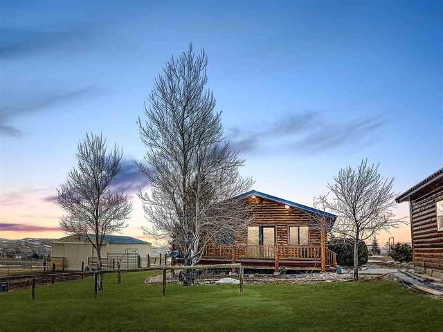 4 Fawn Drive, Buffalo, WY 82834 (MLS #20201399) :: Lisa Burridge & Associates Real Estate