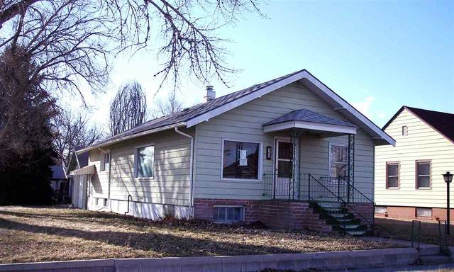 187 S Idaho Avenue, Guernsey, WY 82214 (MLS #20201406) :: Real Estate Leaders
