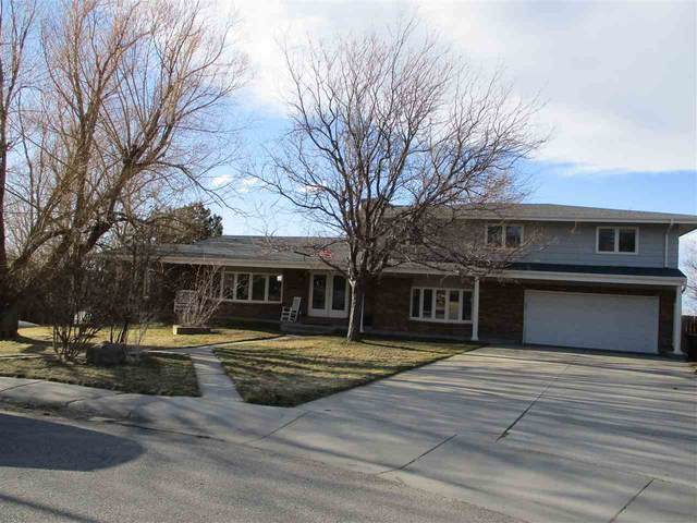 4890 Yesness Ct., Casper, WY 82604 (MLS #20201415) :: RE/MAX The Group