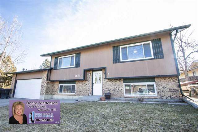 335 Oleander Street, Casper, WY 82604 (MLS #20201440) :: Lisa Burridge & Associates Real Estate