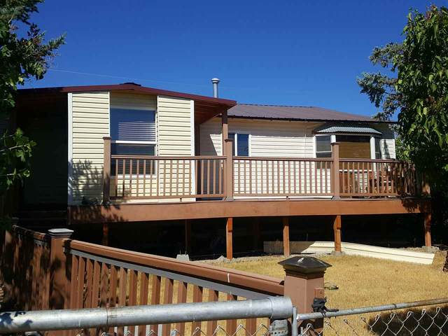 174 S Labarge Street, La Barge, WY 83123 (MLS #20201462) :: RE/MAX The Group