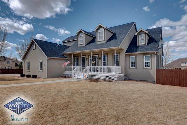 4022 Beaver, Casper, WY 82604 (MLS #20201467) :: RE/MAX The Group