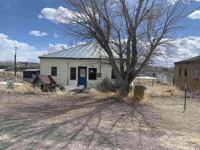 707 N 4th Street, Hanna, WY 82327 (MLS #20201480) :: RE/MAX The Group