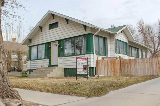 537 Cy Avenue, Casper, WY 82601 (MLS #20201481) :: Lisa Burridge & Associates Real Estate