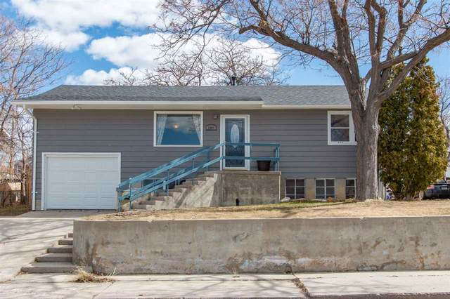 1305 S Wilson, Casper, WY 82601 (MLS #20201488) :: RE/MAX The Group