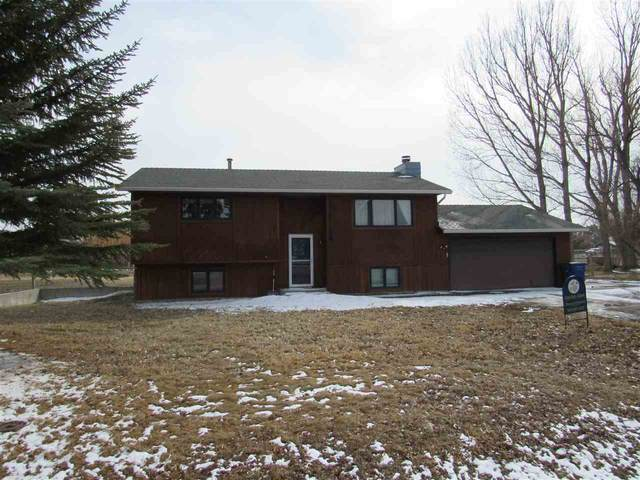 8119 W Sims Creek Road, Casper, WY 82604 (MLS #20201502) :: RE/MAX The Group