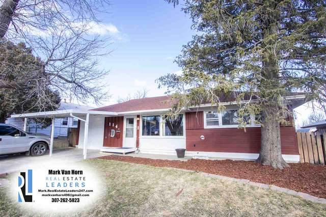 114 N Montana Avenue, Casper, WY 82609 (MLS #20201504) :: RE/MAX The Group