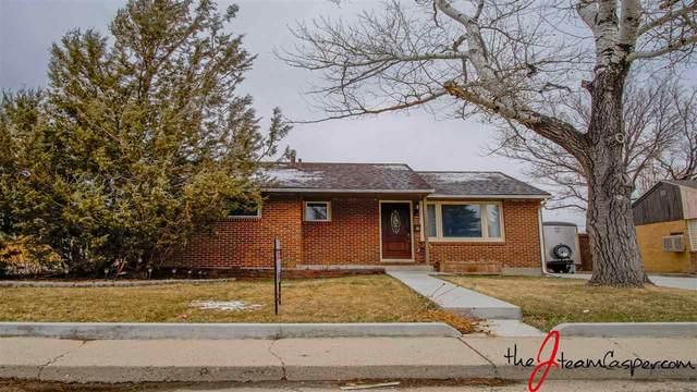 2616 E 10th Street, Casper, WY 82609 (MLS #20201505) :: Lisa Burridge & Associates Real Estate