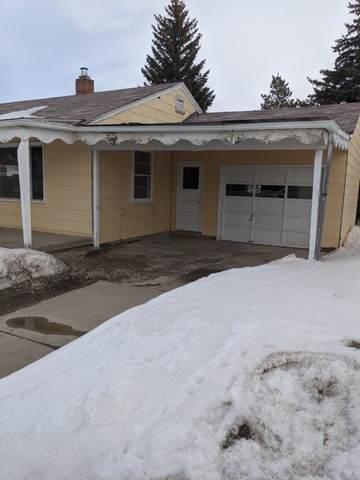 1328 2nd West, Kemmerer, WY 83101 (MLS #20201506) :: Lisa Burridge & Associates Real Estate