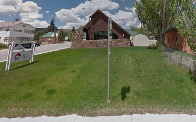 315 W Spruce Street, Rawlins, WY 82301 (MLS #20201516) :: Real Estate Leaders