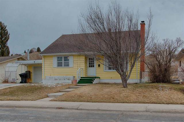 2121 Essex Avenue, Casper, WY 82604 (MLS #20201519) :: Lisa Burridge & Associates Real Estate