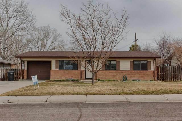 111 Dahlia, Casper, WY 82604 (MLS #20201522) :: Lisa Burridge & Associates Real Estate