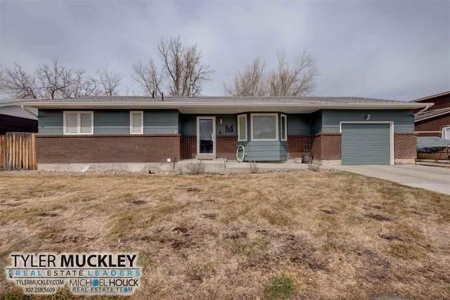 32 W Riverbend, Casper, WY 82604 (MLS #20201523) :: Lisa Burridge & Associates Real Estate