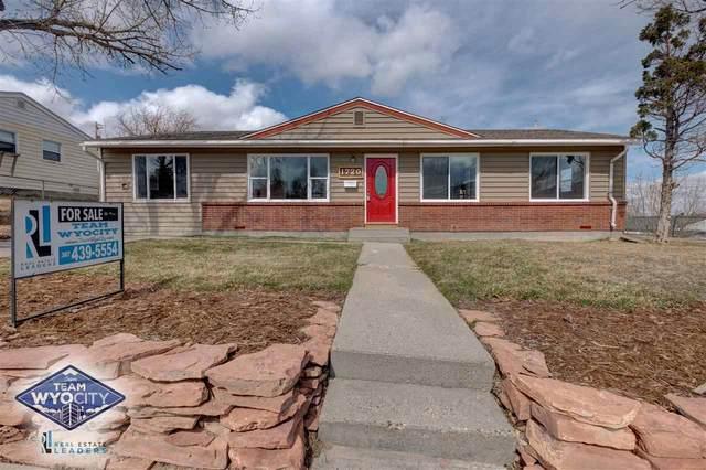 1720 W O'dell, Casper, WY 82604 (MLS #20201524) :: Lisa Burridge & Associates Real Estate