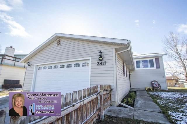 2817 Cherokee Lane, Casper, WY 82604 (MLS #20201526) :: Lisa Burridge & Associates Real Estate