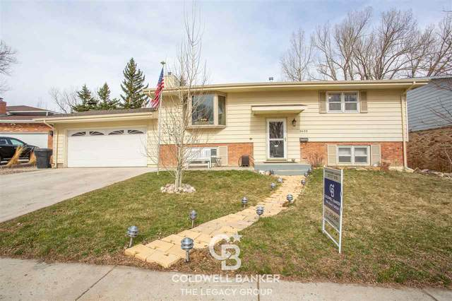 3630 Valley Road, Casper, WY 82604 (MLS #20201535) :: RE/MAX The Group
