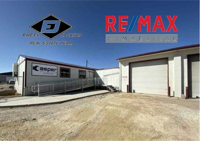 6305 W Yellowstone, Casper, WY 82604 (MLS #20201536) :: RE/MAX The Group