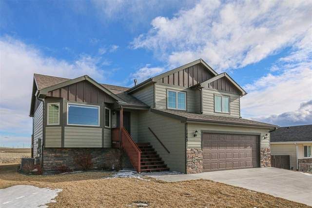 1243 River Heights Drive, Mills, WY 82604 (MLS #20201541) :: RE/MAX The Group