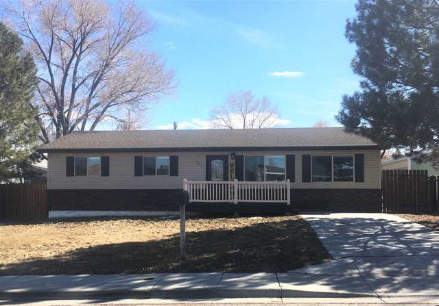 541 Logan St, Green River, WY 82935 (MLS #20201543) :: RE/MAX The Group