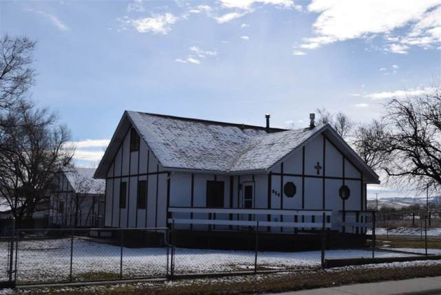 854 S 2nd Street, Glenrock, WY 82637 (MLS #20201544) :: Lisa Burridge & Associates Real Estate