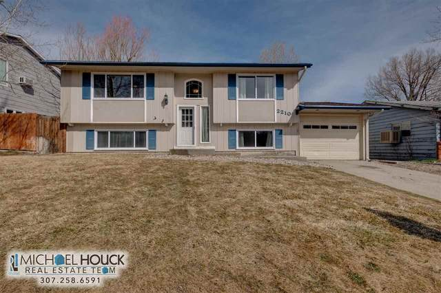 2210 Brentwood, Casper, WY 82604 (MLS #20201546) :: RE/MAX The Group