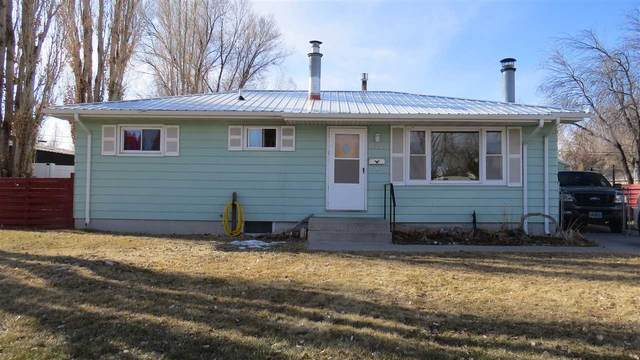 921 Mary Anne Drive, Riverton, WY 82501 (MLS #20201548) :: RE/MAX The Group