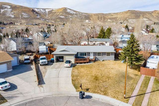 1405 California Way, Green River, WY 82935 (MLS #20201551) :: RE/MAX The Group