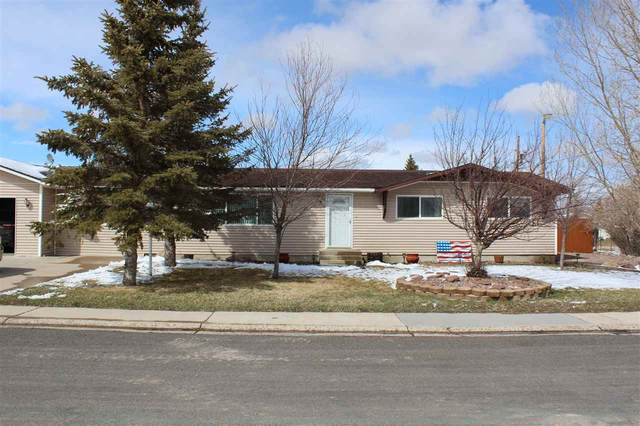 301 E Walnut Street, Lyman, WY 82937 (MLS #20201553) :: Lisa Burridge & Associates Real Estate