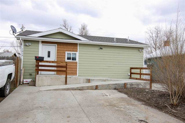 1015/1021 St. Mary, Casper, WY 82601 (MLS #20201558) :: RE/MAX The Group