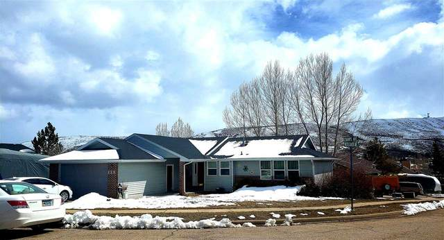 229 Champs Ave, Evanston, WY 82930 (MLS #20201570) :: Lisa Burridge & Associates Real Estate