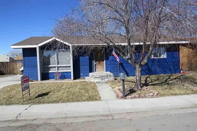 610 Peak, Riverton, WY 82501 (MLS #20201572) :: Lisa Burridge & Associates Real Estate