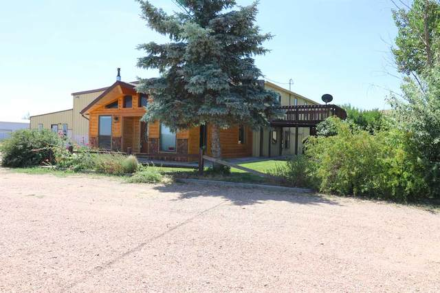 4 Sage Hills Road, Glenrock, WY 82637 (MLS #20201579) :: Lisa Burridge & Associates Real Estate