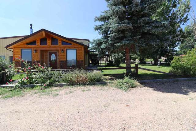 4 Sage Hills Road, Glenrock, WY 82637 (MLS #20201580) :: Lisa Burridge & Associates Real Estate