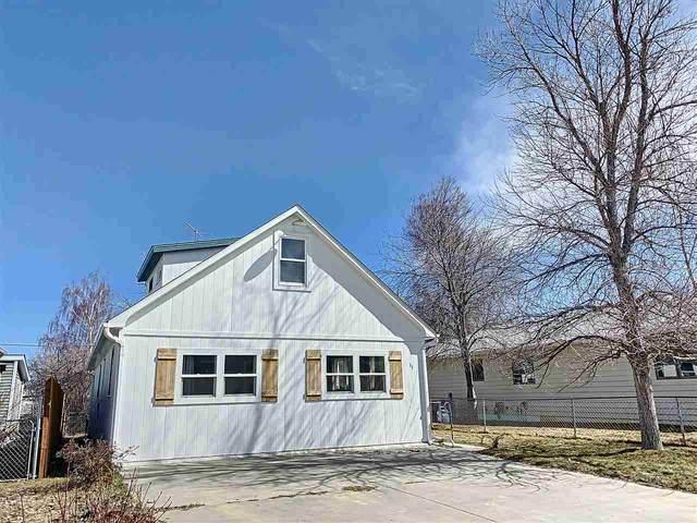 11 N Desmet Avenue, Buffalo, WY 82834 (MLS #20201583) :: Lisa Burridge & Associates Real Estate