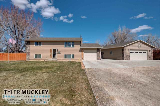 7284 W Cactus Lane, Casper, WY 82604 (MLS #20201587) :: RE/MAX The Group