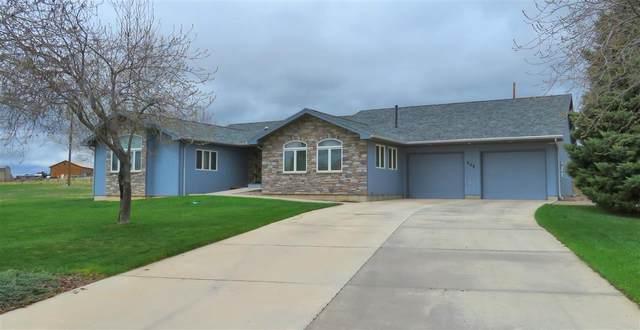 225 Mount Arter Loop, Lander, WY 82520 (MLS #20201592) :: Lisa Burridge & Associates Real Estate